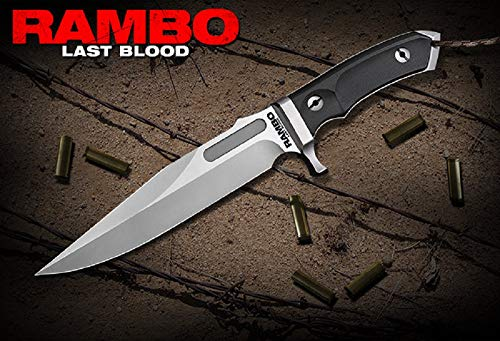 Original Rambo 5 - Last Blood V Messer - Limitierte First Edition John-Rambo - 1 von 5000 Stück - wunderschönes Sylvester Stallone Rambo Sammlermesser *ORIGINAL - NEU - OVP*