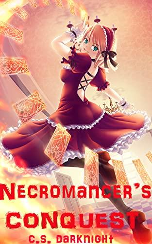 Necromancer's Conquest Book One: A Cultivation Gamelit Litrpg Harem Adventure (English Edition)