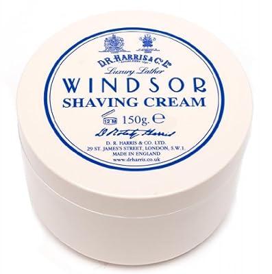 D R Harris Windsor Shaving Cream 150g Tub
