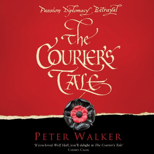 The Courier's Tale audiobook cover art