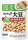 はごろも ホームクッキング シャキッと大豆(国産)60g (2521)×6個