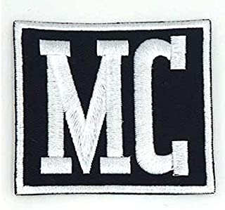 Sewing Patches |Australia Nomads Mc 1% Embroidered Applique Sewing Label Punk Biker Patches Clothes Stickers Apparel Accessories Badge | by HUDITOOLS