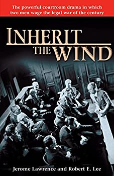 Paperback Inherit the Wind Book
