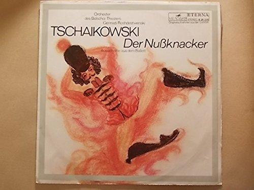 Peter Tschaikowski – Der Nußknacker (Ausschnitte aus dem ballett)