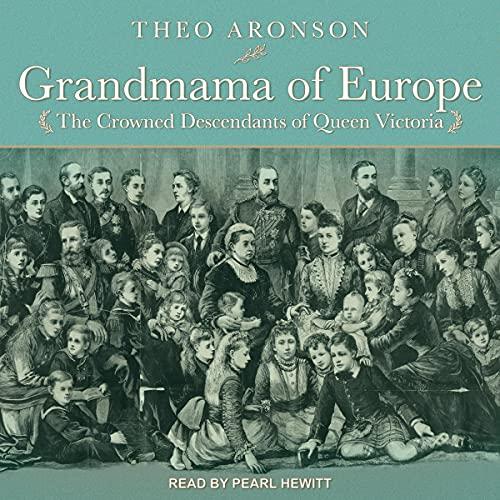 Grandmama of Europe cover art