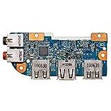 Gintai Placa de sonido USB para Sony Vaio PCG-71213M PCG-71212M PCG-71211M