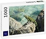 Lais Puzzle Iguana Guadalupa Francia 1000 Pezzi