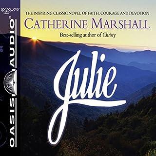 Julie audiobook cover art