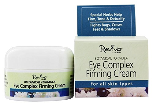 Fermeté Complex Eye Cream, 3/4 oz (21 g) - Reviva Labs