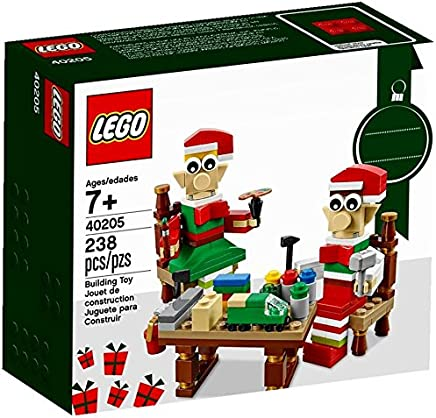 LEGO 40205 Christmas Seasonal Holiday Elves Workshop