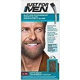Just For Men 2020 Artwork - Bigote y barba, 28 g, color marrón
