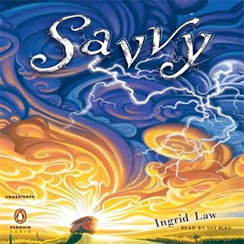 Savvy cover art
