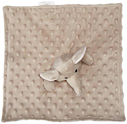 Elegant Baby - Buddy Baby Elephant Grey Plush Animal Comforter Blanket