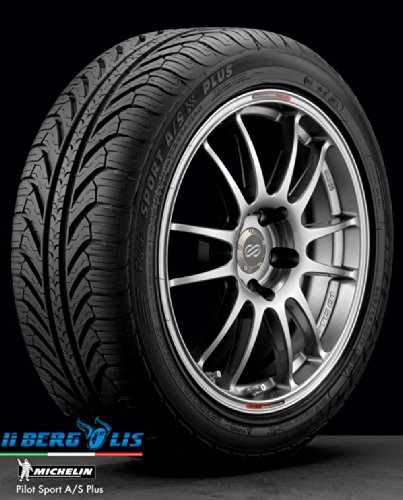 Michelin Pilot Sport A/S + EL - 295/35R20 105V - Pneu Été