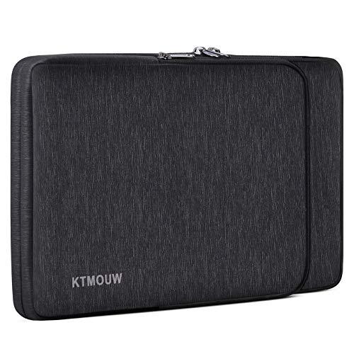 KTMOUW Funda Portatil 13,3-14 Pulgada Impermeable Funda Ordenador Notebook Tableta Maletin de Bolsa para MacBook Pro/ ASUS/HP/DELL/Lenovo/Acer