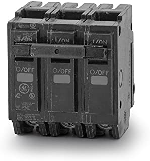 GE THQL32030 Plug-In Mount Type THQL Feeder Molded Case Circuit Breaker 3-Pole 30 Amp 240 Volt AC