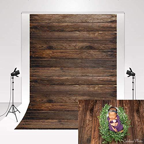 Kate Rustic Wood Photo Background 1.5x2.2m Sfondo di fotografia in legno vintage per neonato Ritratto fotografico Studio fotografico