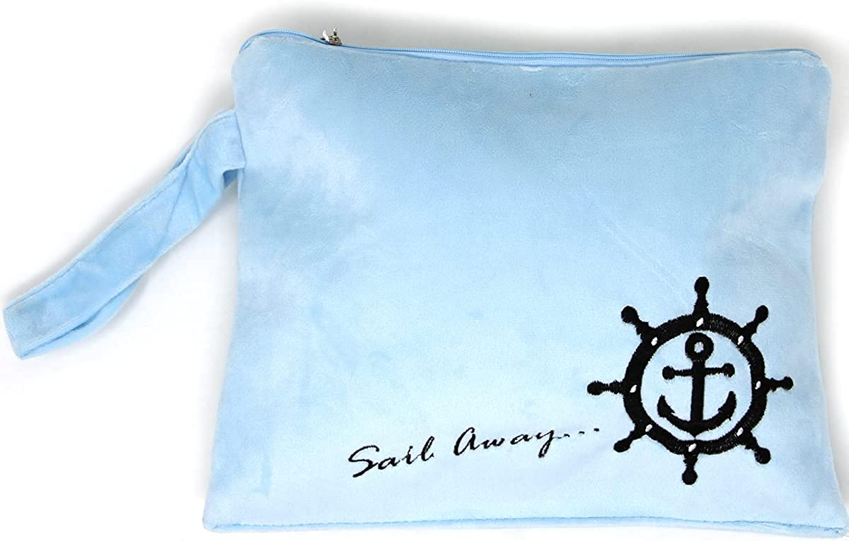 SERENITA Beach Travel Bags for Women. Waterproof Wet Bag for Bikini Swimsuit. Beach. Baby Diaper Bag Organizing Pouches.