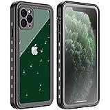 AICase iPhone 11 Pro Wasserdicht Hülle, [Staubdicht] [Wasserdicht] [Stoßfest] IP68 Zertifiziert voll versiegelt wasserfeste handyhülle für iPhone 11 Pro