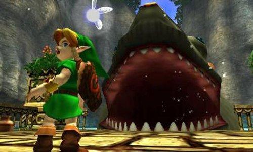 ゼルダの伝説時のオカリナ3D-3DS
