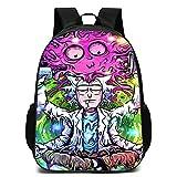 Boy backpack Cartoon Character Backpack School Bags Casual Sports Bag Waterproof Travel Teens Laptop Backpack 16inc