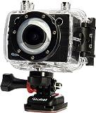 Rollei 4S Standard Edition - Videocámara subacuática de 14 MP, Negro (Importado)