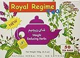 Royal Regime Weight Loss Diet Slimming 50 Tea Bags…