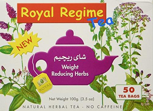Royal regime tisana 50 bustine