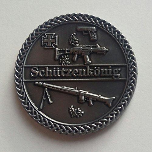 Schützenkönig Challenge Coin [German Challenge Coin]