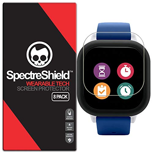 [8-Pack] Spectre Shield Screen Protector for Verizon GizmoWatch 2...