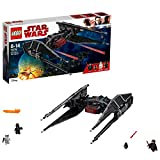 LEGO Star Wars - Kylo Rens TIE Fighter - 75179 - Jeu de Construction