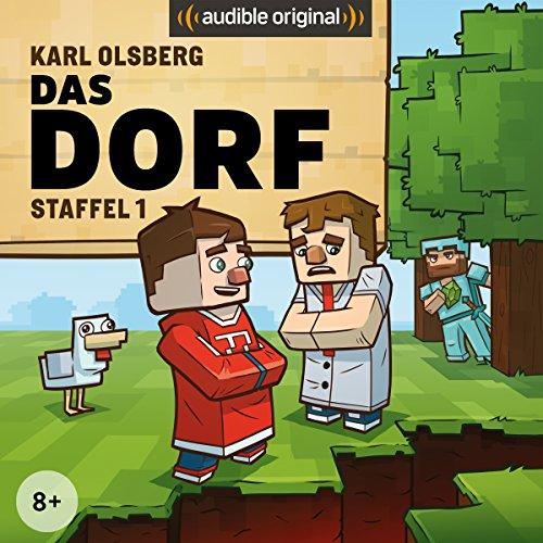 Das Dorf: Die komplette 1. Staffel audiobook cover art