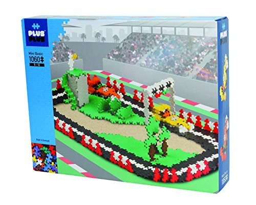 Plus-Plus 52222 – Mini Basic 1060 – Race Track