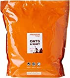 Bodybuilding Warehouse Premium Oats and Whey/The Ultimate All Natural Meal Replacement (Chocolate, 2kg)