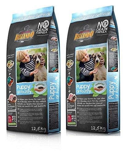 Belcando Puppy GF Poultry Grain-Free getreidefrei 2 x 12,5 kg Sparpaket