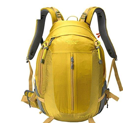 Sincere® Package / Sacs à dos / Portable / Ultraléger Mode sport sac à dos / sac d'alpinisme / extérieur Voyage sac à dos / sac suspension hydrofuge or respirante / eau 50L
