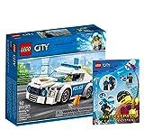 Lego 60239 Lego City - Carro de tiras y diversión para policías (cubierta blanda), set de regalo a partir de 5 años