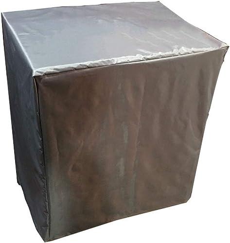 Couvercle étanche, couverture de meubles de jardin en plein air Prougeection contre les poussières Dispositif étanche à la poussière Intime, tissu Oxford, feuille de bache de prougeection extérieure polyv