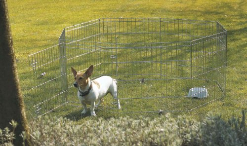 Savic Dog Park 3 - Bolígrafo Octogonal (61 x 107 cm)