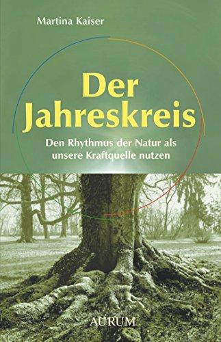 Der Jahreskreis: Den Rhythmus der Natur als unsere Kraftquelle nutzen