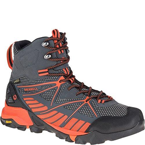 Merrell Capra Venture Mid Gore-Tex Surround Trail Wandern Stiefel - AW17-41.5