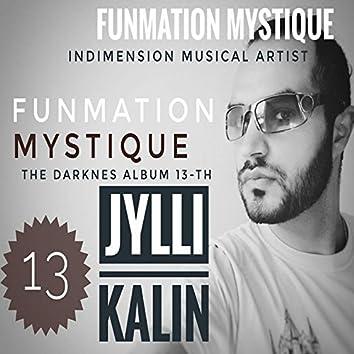 Funmation Mystique