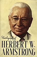 AUTOBIOGRAPHY OF HERBERT W. ARMSTRONG 907 PAGES