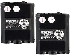 $135 » Enercell 3.6V 850mAh NI-CD Cordless Phone Battery for Panasonic P-P511A - Bulk Lot of 2 Batteries