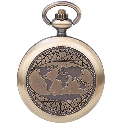 Ranvo Brújula de Reloj de Bolsillo, brújula Vintage para Exteriores, para colega,...