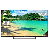 TCL 65EP680 Televisor 165 cm (65 pulgadas) Smart TV (4K UHD, HDR10 PRO, Micro Dimming Pro, Android TV, Alexa, Google Assistant)