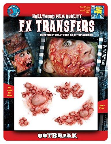 Épidémie - Transferts Tinsley - Tatouages ??de Hollywood .