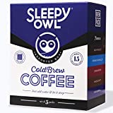 Brew fresh coffee, directly in your fridge. No equipment required. Pack contains 3 Brew Packs, makes 3 cups each. Total 9 cups! No added sugar, preservative-free coffee. Stays fresh for 12 months, stored in a cool and dry place. Made from 100% Arabic...