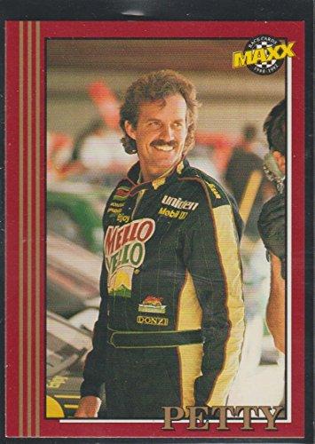 1992 Maxx Kyle Petty NASCAR Racing Card #42