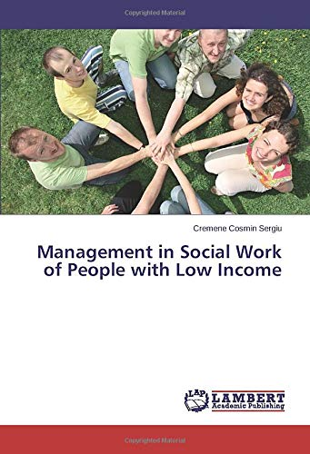 Management in Social Work of People with Low Income